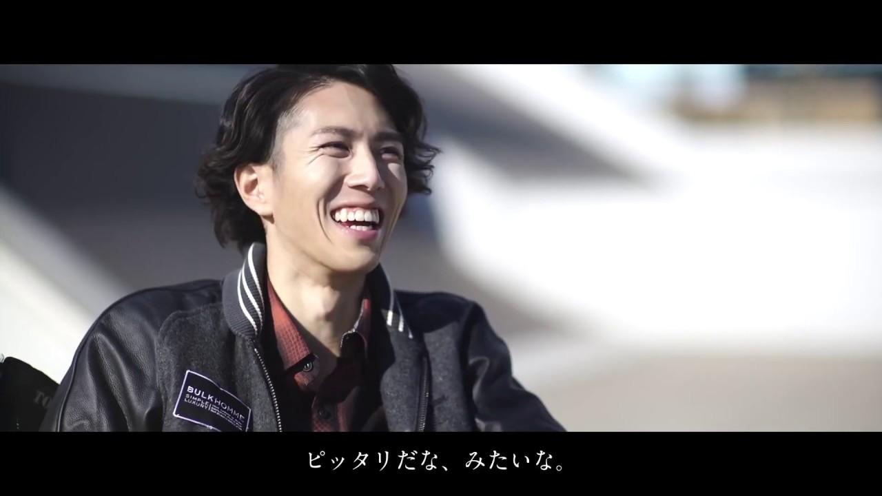 """SONY『Xperia FILE """"池田貴広ver.""""』出演"""