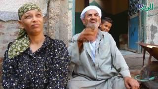 """""""عم جمال"""" عجوز جزيرة الوراق ..حكاية ترسم ملامح الفقر عمرها 73 عاما"""