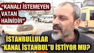 Ak Partili, Kanal İstanbul'u öyle bir savundu ki şaşkına döndük!