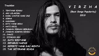 Lagu Dari Virzha Yang Paling Sering Diputar Full Album 2021 Tanpa Iklan