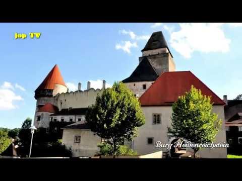Burg Heidenreichstein Niederösterreich Österreich Reisebilderbuch Vacation Travel Guide HD jop TV