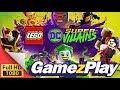 LEGO DC Super Villains Characters - Build your own DC Super-Villain & Pick their Powers