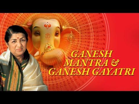 Ganesh Mahamantra And Ganesh Gayatri | Lata Mangeshkar | Times Music Spiritual