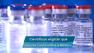 Consejo tendrá papel rector para decidir cuál inmunización entra al país, dice la Secretaría de Salud; Hugo López-Gatell niega que reunión con farmacéutica tenga fines financieros