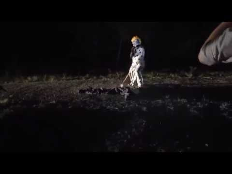 CREEPY CLOWN SIGHTING HUNTING CAUGHT ON CAMERA! GONE WRONG