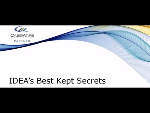 Best Kept Secrets of IDEA