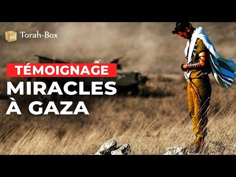 Miracles à Gaza : témoignage d'un soldat de Tsahal (Torah-Box)
