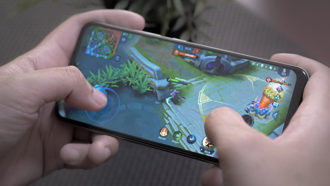 Masa HP Sejutaan Pake Procie Gaming? - Review Singkat Realme C11