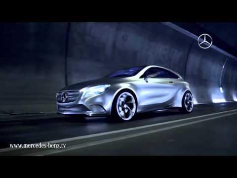 Concept A-CLASS teaser – Mercedes-Benz original
