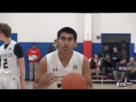 Class of 2019 Oscar Lopez Highlights From The UA Association In Dallas!