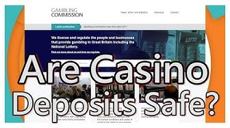 How Safe Is My Money At Online Casinos? - How Your Cash Is Protected At Mobile Casinos