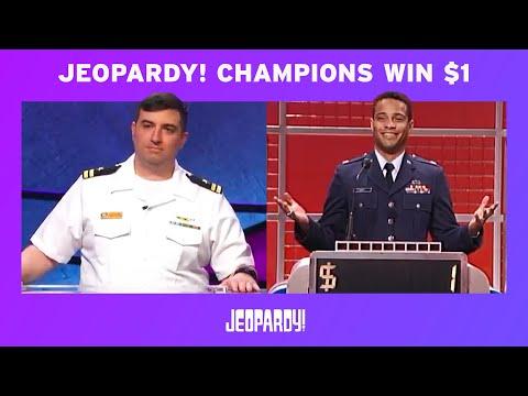 Jeopardy! Archive: $1 Winners | JEOPARDY!