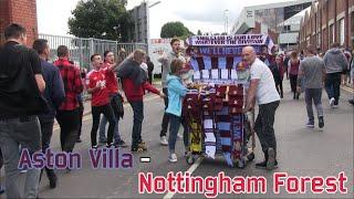 Aston Villa - Nottingham Forest (Sep 11, 2016)
