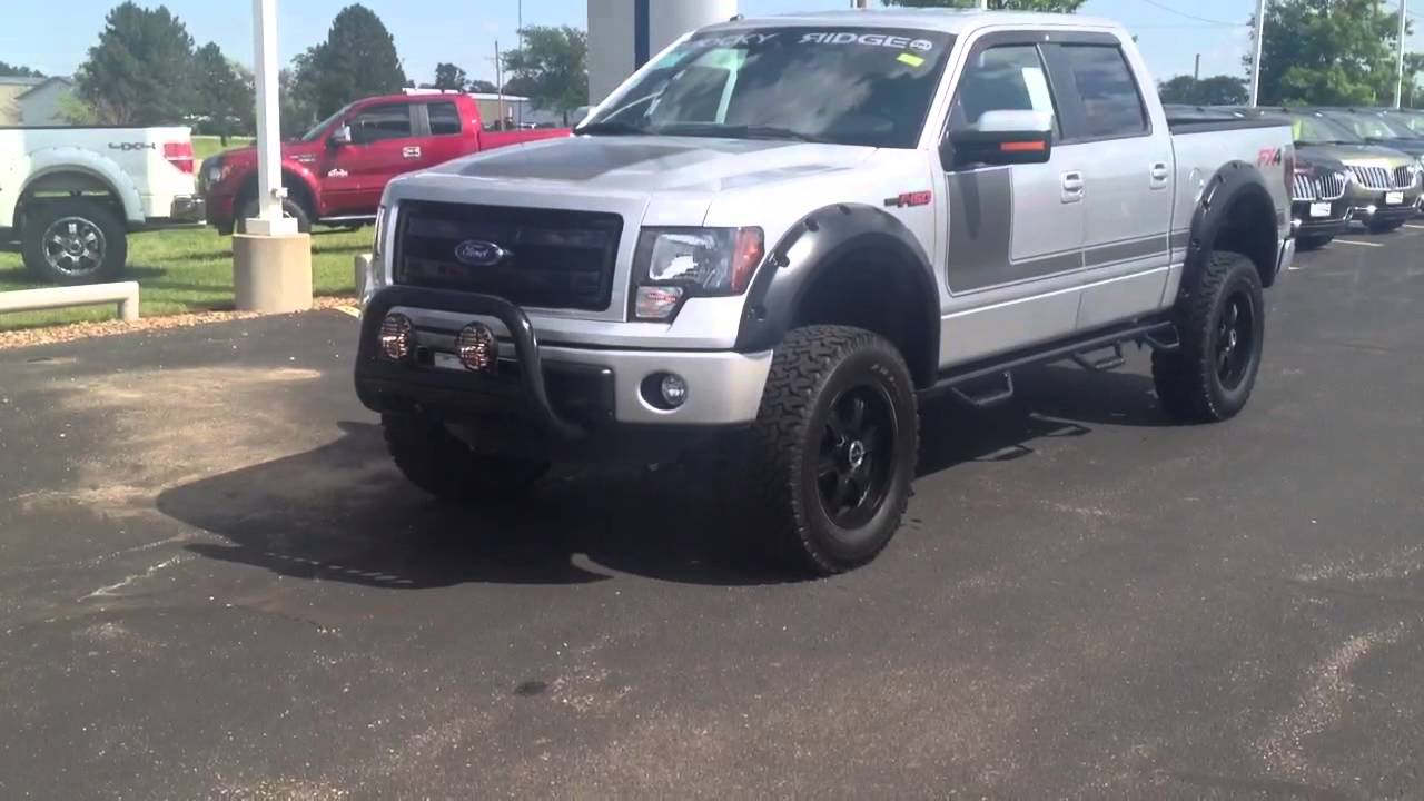 2013 ford f 150 rocky ridge truck phantom edition in depth review long mcarthur ford salina ks. Black Bedroom Furniture Sets. Home Design Ideas