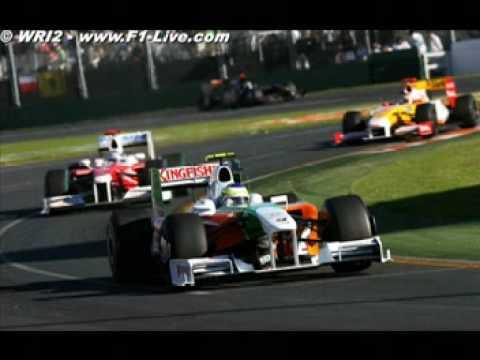 Australian Grand Prix 2009 in pictures - The Brawn GP Show