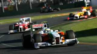 Australian Grand Prix 2009 in pictures - The Brawn GP Show