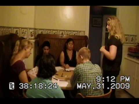 Kristy Castrejon Speech 1