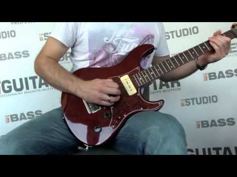 Mooer GE100 Guitar Multi-Effects Processor demo video sound