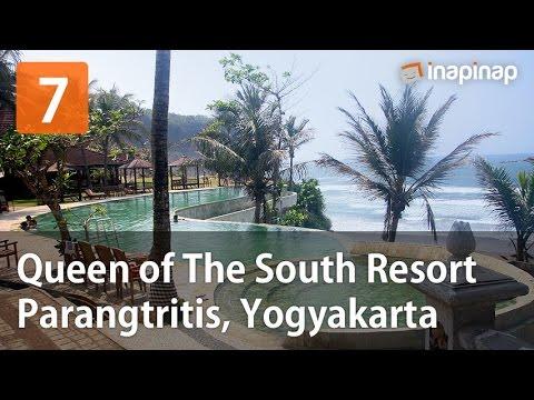Review Queen Of The South Resort Parangtritis Yogyakarta