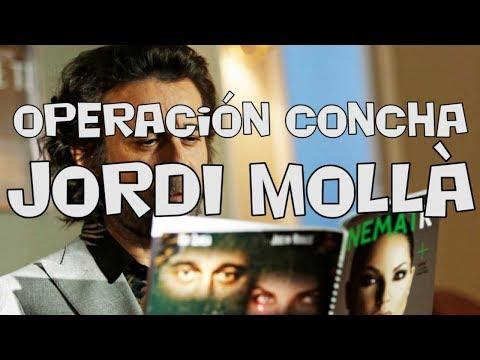 BARCELONAUTES  OPERACIÓN CONCHA  JORDI MOLLÀ