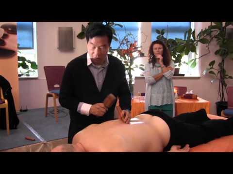Mantak Chia Healing Harmony in Frankfurt 2015_7) The Spinal Cord