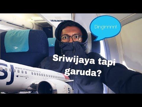 SRIWIJAYA AIR REVIEW | MANOKWARI - MAKASSAR - JAKARTA