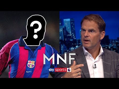 Who is the BEST player De Boer ever played with? | MNF Q&A