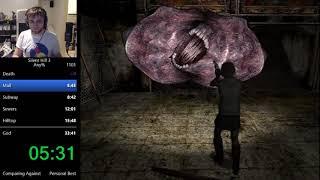 Silent Hill 3 New Game Speedrun in 33:38