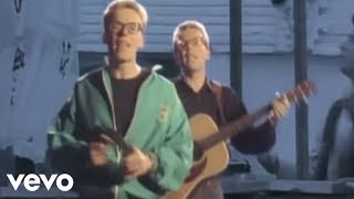 The Proclaimers - I'm Gonna Be (500 Miles) (Official Music Video)