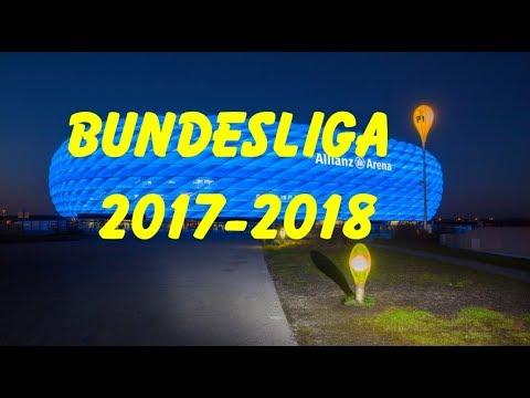 Bundesliga 2017-2018 Stadium