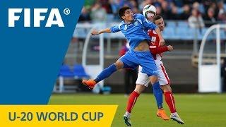 Austria v. Uzbekistan - Match Highlights FIFA U-20 World Cup New Zealand 2015