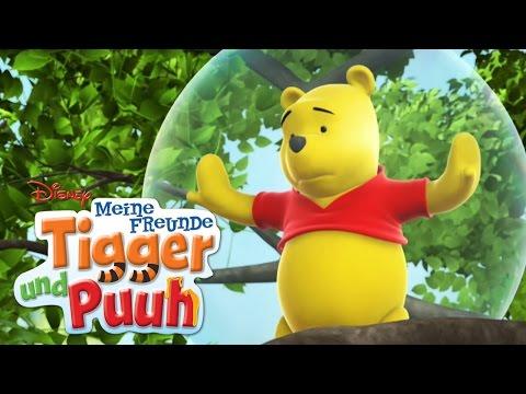 Meine Freunde Tigger und Puuh - Clip: Seifenblasen | Disney Junior