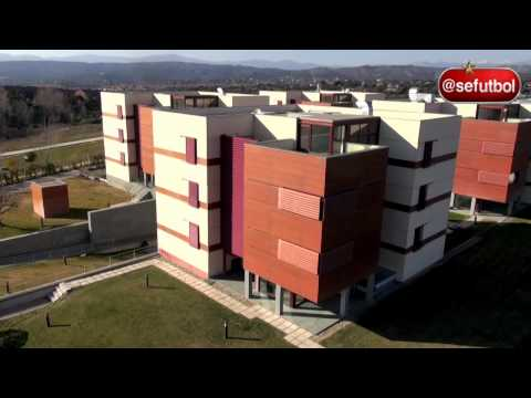 Spain's National Football Teams Halls of Residence