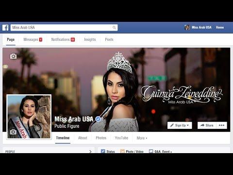 Miss Arab USA has reached 43 MILLION people per week on Facebook