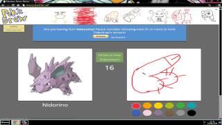 Pokémon Draw #1 || Pagina Web