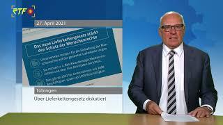 SPD-Politiker Martin Rosemann diskutiert online zum Lieferkettengesetz