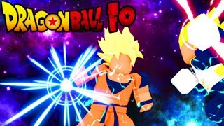 Launched! NEW DRAGON BALL FO RPG IN ROBLOX WITH ALL FORMS SAIYAJINS AND SKILLS