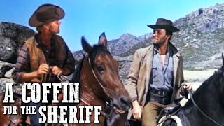 A Coffin for the Sheriff | Spaghetti Western | Classic Movies | Western Movie | Cowboy Film