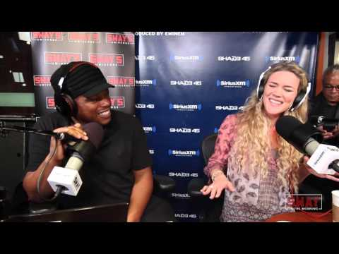 Joss Stone Soulfully Sings over the 5 Fingers of Death