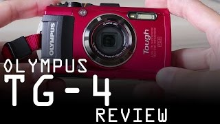Olympus Tough TG 4 review