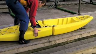 Snap Kayaks - The Snap OnTop