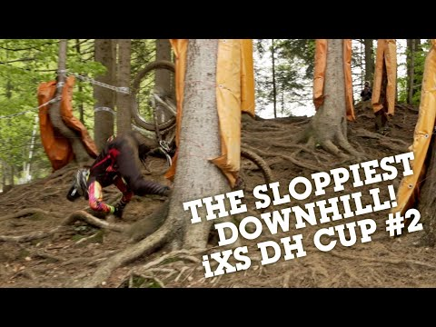 THE SLOPPIEST DOWNHILL!