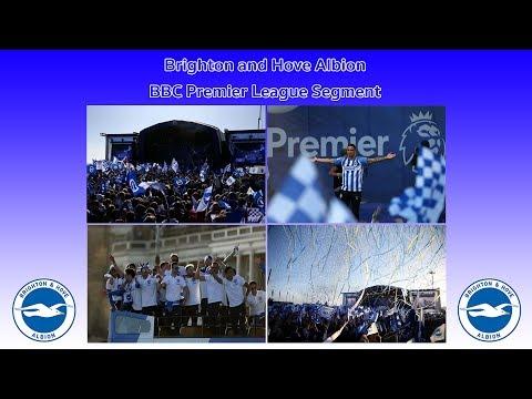 Brighton and Hove Albion | BBC Premier League Show Segment 2016/17