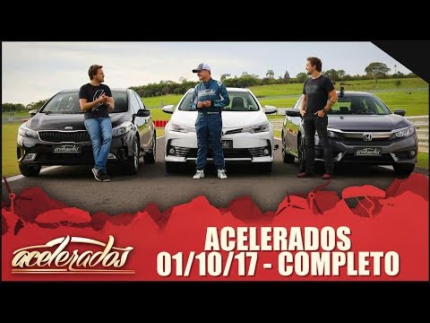 Acelerados (01/10/17) | Completo