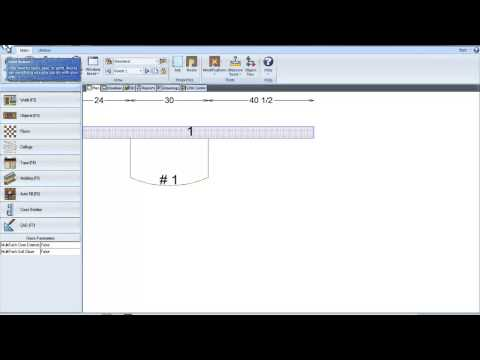 Cabinet Vision Tech Byte - Advanced Shape Editor