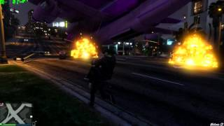 Crazy hacker in GTA5