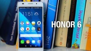 Honor 6 - обзор смартфона от keddr.com