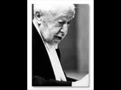 Mieczyslaw Horszowski plays Bach-Liszt Prelude & Fugue in A minor