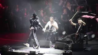 Скачать 2 Cellos Smooth Criminal Billie Jean Stožice 08 04 2017
