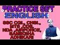 Gambar cover #englishpracticeset  English Practice Set